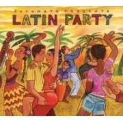 Boeken Cd Latin Party