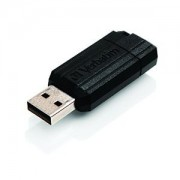 USB Flash 64GB 2.0 Verbatim Pinstripe, 49065