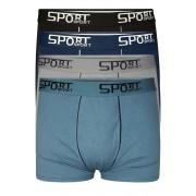 Sportsman XXL boxerky 4pack 5XL MIX