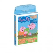 Peppa Pig Activity Pack Game Top Trumps Card Game | Educational Card Games