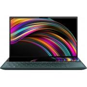 ASUS ZenBook UX481FL-BM042T-BE Blue Notebook 35,6 cm (14'') 1920 x 1080 Pixels Intel® 10e generatie Core™ i7 16 GB LPDDR3-SDRAM 1000 GB SSD NVIDIA GeForce MX250 Wi-Fi 6 (802.11ax) Windows 10 Home