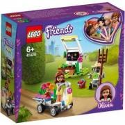 Конструктор Лего Френдс - Градината с цветя на Olivia, LEGO Friends, 41425