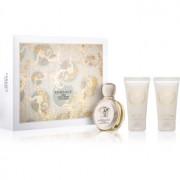 Versace Eros Pour Femme coffret I. Eau de Parfum 50 ml + gel de duche 50 ml + leite corporal 50 ml