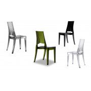 Lot de 4 chaises design - Nolen