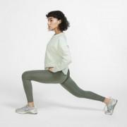 Nike Женские слегка укороченные тайтсы Nike Sculpt Lux