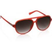 Kenneth Cole Aviator Sunglasses(Black)