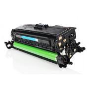 HP CE741A съвместима тонер касета cyan
