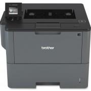 Imprimanta laser alb-negru Brother HL-L6300DW, A4, 48 ppm, Duplex, NFC, Retea, Wireless + Antivirus BitDefender Plus 2018, 1 PC, 1 an, Licenta noua, Scratch Card