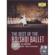 Video Delta The Best of the Bolshoi Ballet - DVD