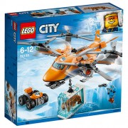 Set de constructie LEGO City Transport Aerian Arctic
