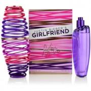 Justin Bieber Girlfriend Eau de Parfum para mulheres 100 ml