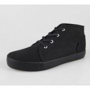 magasszárú cipő férfi - CIRCA - Stroke MID - All Black