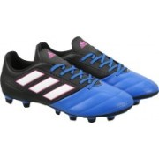 ADIDAS ACE 17.4 FXG Football Shoes For Men(Black)