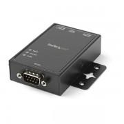 Servidor de dispositivos IP de 1 puerto serie RS232, convertidor serial ethernet RJ45 montaje din Startech, NETRS2321P