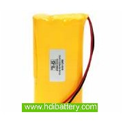 Pack de baterías 10,8V/1500mAh Ni-Cd