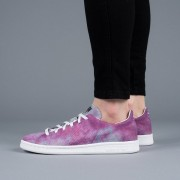 "adidas Originals Stan Smith Primeknit Holi ""Multicolor"" DA9612 x Pharrell Williams Human Race férfi sneakers cipő"