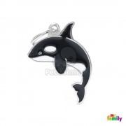 My Family kulcstartó - Wild Kardszárnyú Delfin 1 db (Z024)