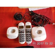 Téléphone Doro PhoneEasy 110 duo sans fil