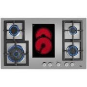 Plita Incorporabila Mixta TEKA EFX 90 4G AI AL 1 H DR CI, 5 Zone Gatire, Inox