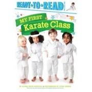 My First Karate Class, Hardcover
