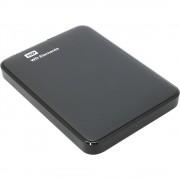 "HDD extern WD, 500GB, Elements Portable, 2.5"", USB3.0, negru"