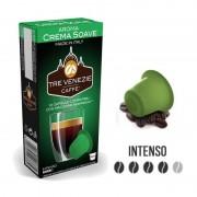 Caffè Tre Venezie 10 Capsule Crema Soave Compatibili Nespresso -