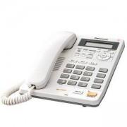 Стационарен Телефон Panasonic KX-TS620, бял 1010025