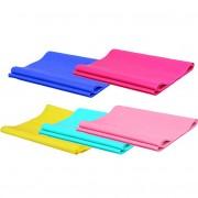 Banda elastica pentru fitness exercitarea, yoga, pilates 100x15x0.035 cm.