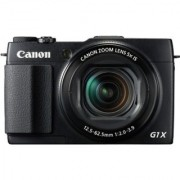 Canon PowerShot G1X Mark II 13 MP Point and Shoot Camera (Black) with 5x Optical Zoom