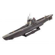 ModelSet Submarin 65154 - Submarin german tip VII C / 41 (1: 350)