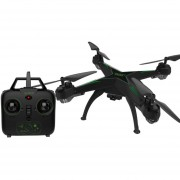 Drone Quadcopter CSJ S161H 0.3MP WIFI-negro