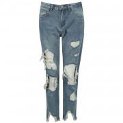 Jeans Total Destruction - Broeken