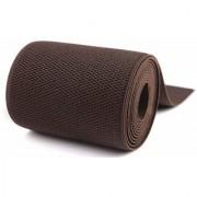 Bauzooka Honeycomb Elastic Brown 25 Meters x 110 mm (Width) Used for Tailoring/Sewing
