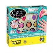 Girls Pretty Pedicure Deluxe Nail Art Set, Nail Stickers, Gems And More