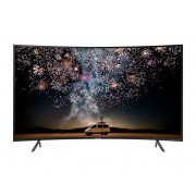 """TV LED, SAMSUNG 65"""", 65RU7372, Curved, Smart, 1500PQI, Apple AirPlay 2, HDR 10+, WiFi, UHD 4K (UE65RU7372UXXH)"""