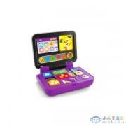 Fisher-Price: Kacagj És Fejlődj! - Tanuló Laptop, Új Kiadás (Mattel, FXK37)