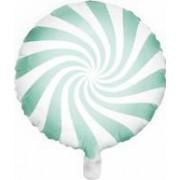 Balon Folie Acadea 45 cm verde pal