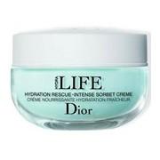 Hydra life hydration rescue intense sorbet creme hidratante rosto 50ml - Dior