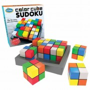Thinkfun Logic Game Colour Cube Sudoku 541560