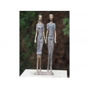 Statuie de bronz moderna Modern lovers