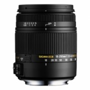 Sigma 18-250mm f/3.5-6.3 DC Macro OS HSM TSC - Nikon DX