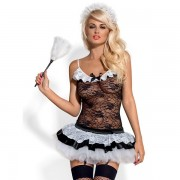 Housemaid 5 pcs costume L/XL - Size L/XL