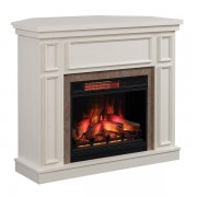 Semineu electric ClassicFlame Newcastle White