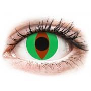 Maxvue Vision ColourVUE Crazy Lens - nedioptrické (2 čočky) Raptor