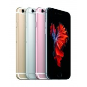 "Smartphone, Apple iPhone 6S, 4.7"", 128GB Storage, iOS 9, Gold (MKQV2GH/A)"