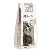 Bibs Fopspeen 2 sage/hunter green 6-18M