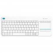 PC/TV Tastatura USB US Logitech K400 Plus Wireless Touch White-*