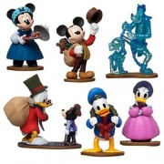 Disney Mickey's Christmas Carol Figure Play Set (6 Figures)