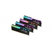 Memorie G.Skill Trident Z RGB, DDR4, 4x8GB, 3000MHz, CL 16
