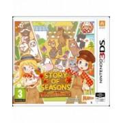 Joc Story Of Seasons Trio Of Towns Pentru Nintendo 3ds